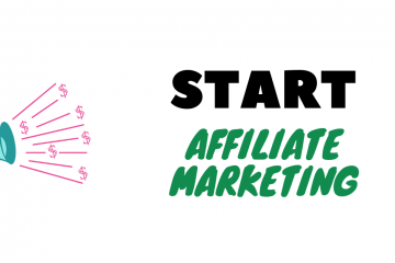 Affiliate Marketing Websites - How to Market and Create a List of Leads